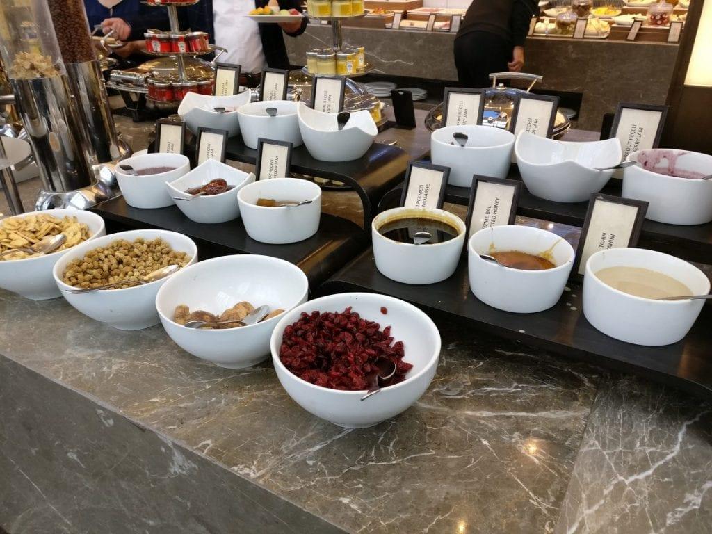 Hilton Ankara Breakfast 5