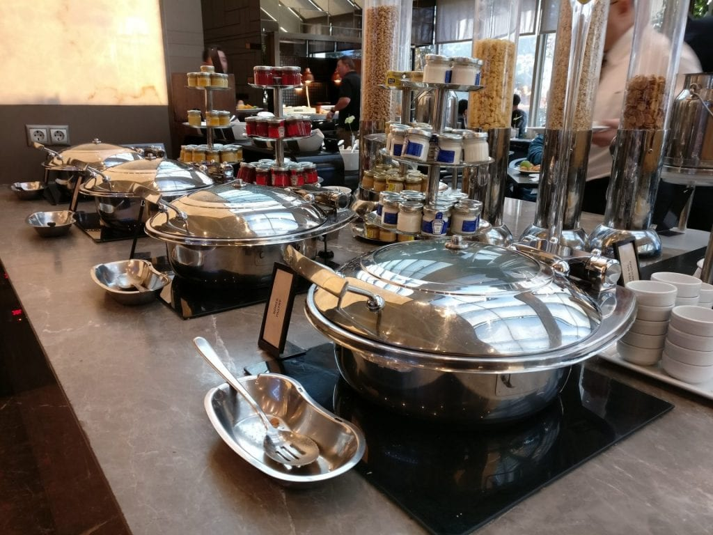 Hilton Ankara Breakfast 7