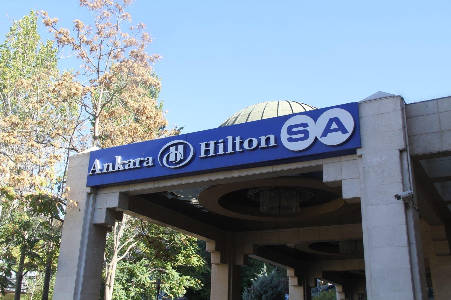 Flug Mit Hotel Nach Ankara