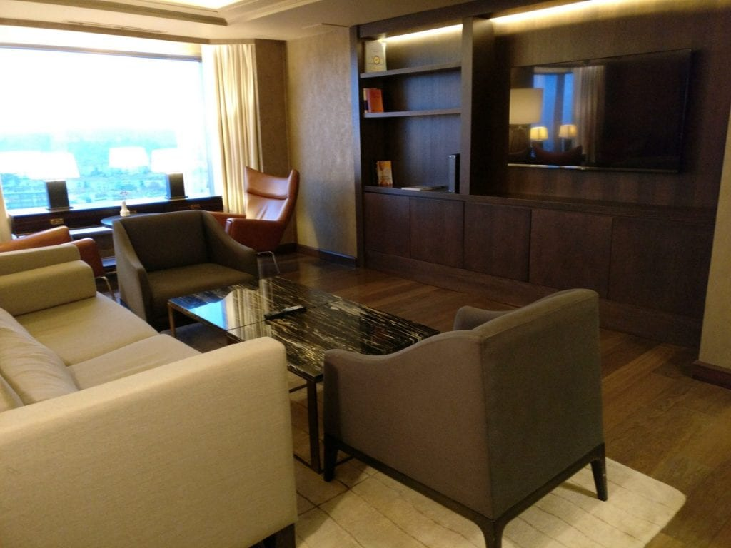 Hilton Ankara Executive Lounge 3