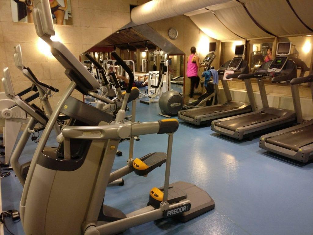 Hilton Ankara Gym