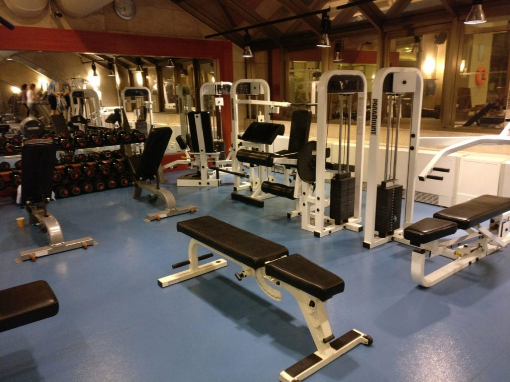 Hilton Ankara Gym 2