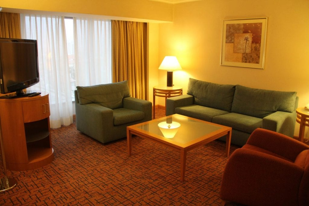 Hilton Ankara Junior Suite 2