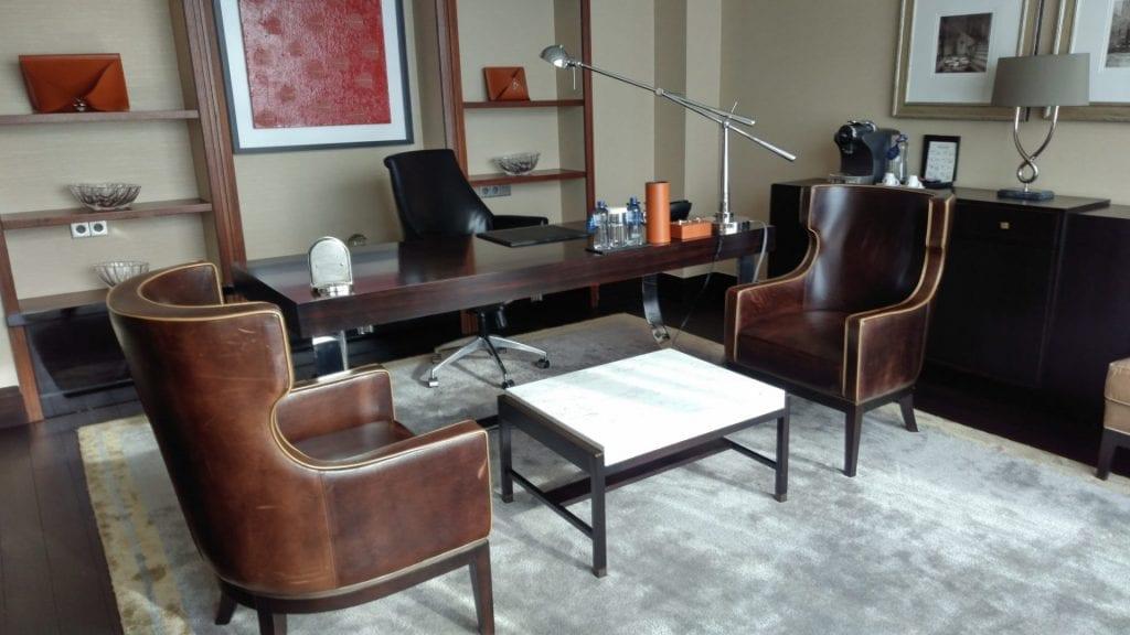 Hilton Istanbul Bomonti Presidential Suite