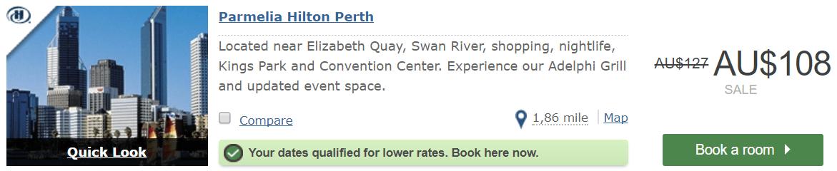 Hilton Perth
