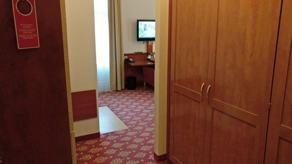 Hotel Zarenhof Prenzlauer Berg Berlin Eingang Zarensuite