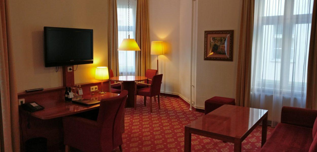 Hotel Zarenhof Prenzlauer Berg Berlin Zarensuite Zimmer