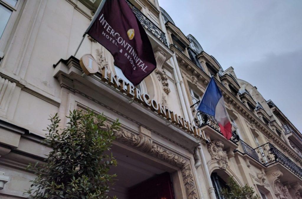 InterContinental Paris Avenue Marceau Exterior