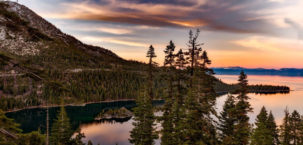 Kalifornien Lake Tahoe