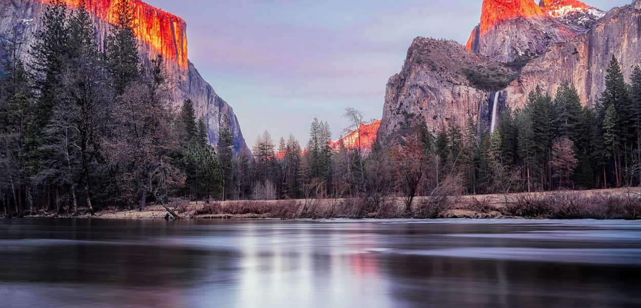 Kalifornien Yosemite Park