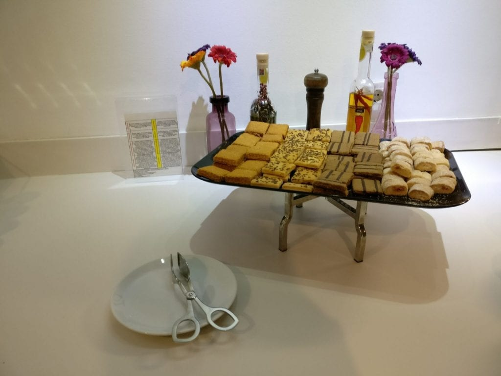 Millenium Lounge Ankara Buffet 3