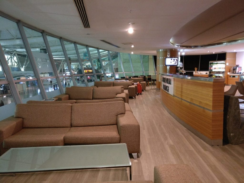 Millenium Lounge Ankara Seating
