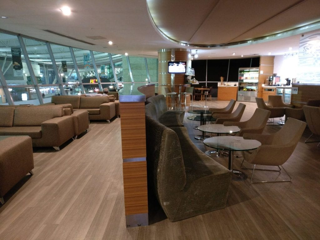 Millenium Lounge Ankara Seating 2