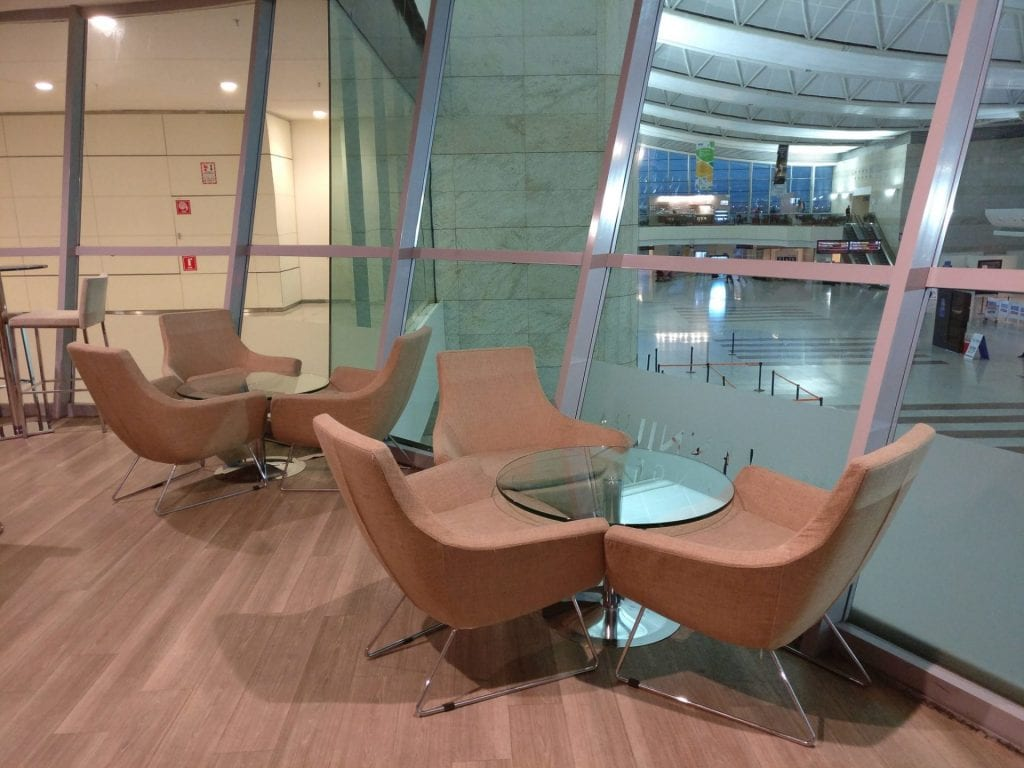 Millenium Lounge Ankara Seating 8