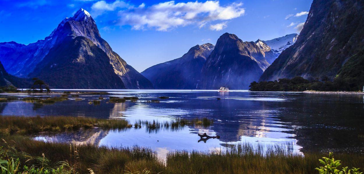 Neuseeland Milford Sound