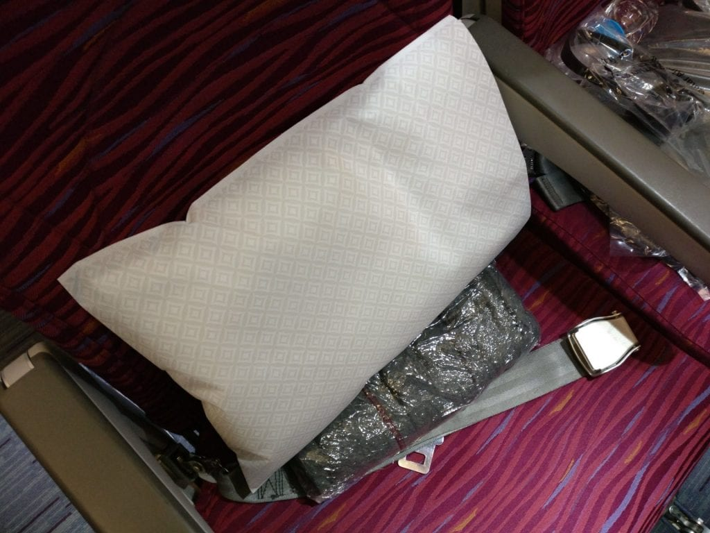 Qatar Airways Economy Class Airbus A320 Seating 4