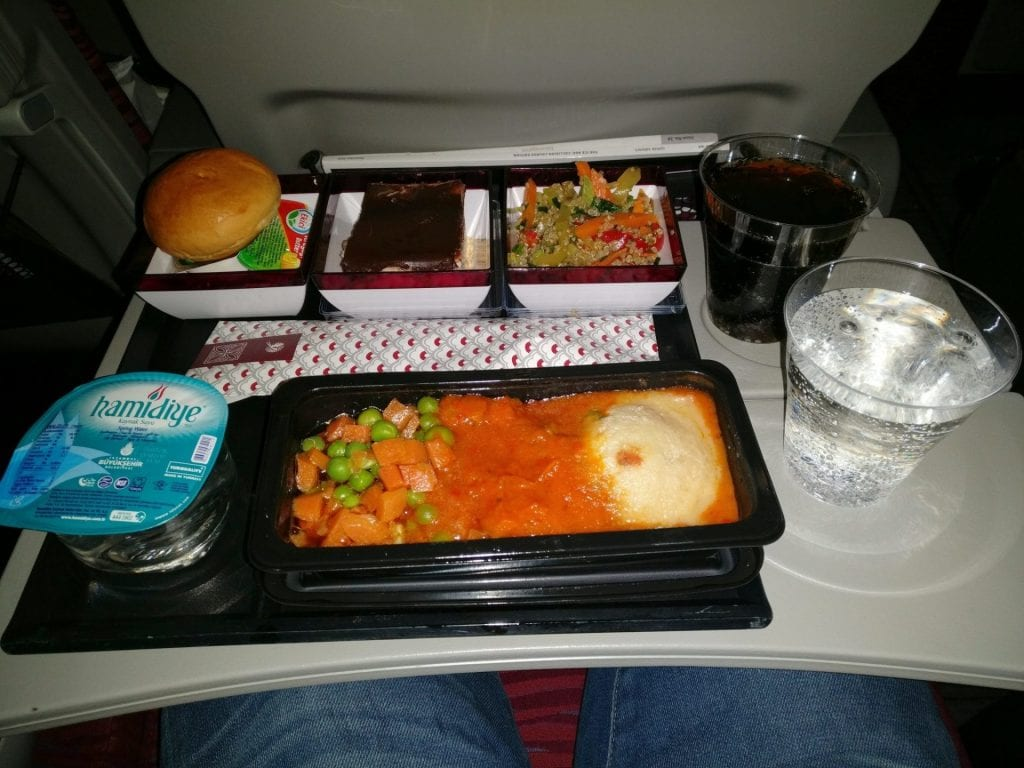 Qatar Airways Economy Class Airbus A320 Seating Catering