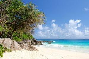 Seychellen - für eine warme Destination braucht man nicht so viele Klamotten