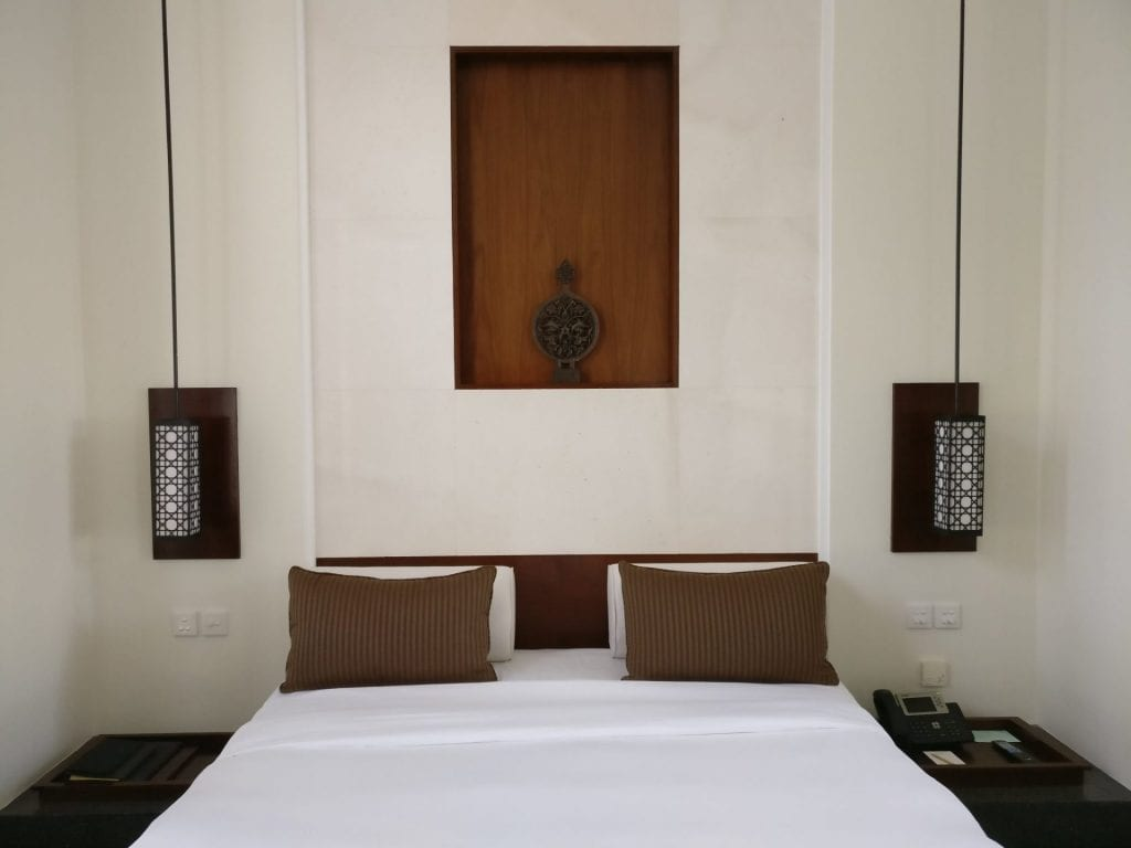 The Chedi Muscat Deluxe Room 2