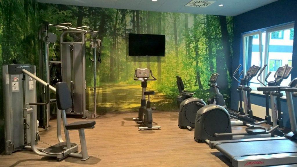 a-ja Resort Bad Saarow Fitness