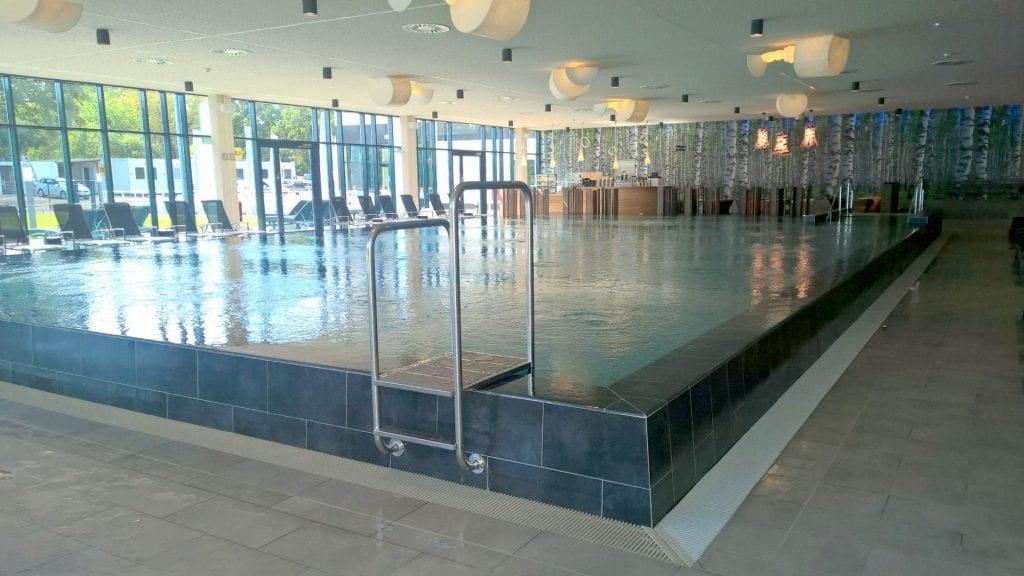 a-ja Resort Bad Saarow Innenpool