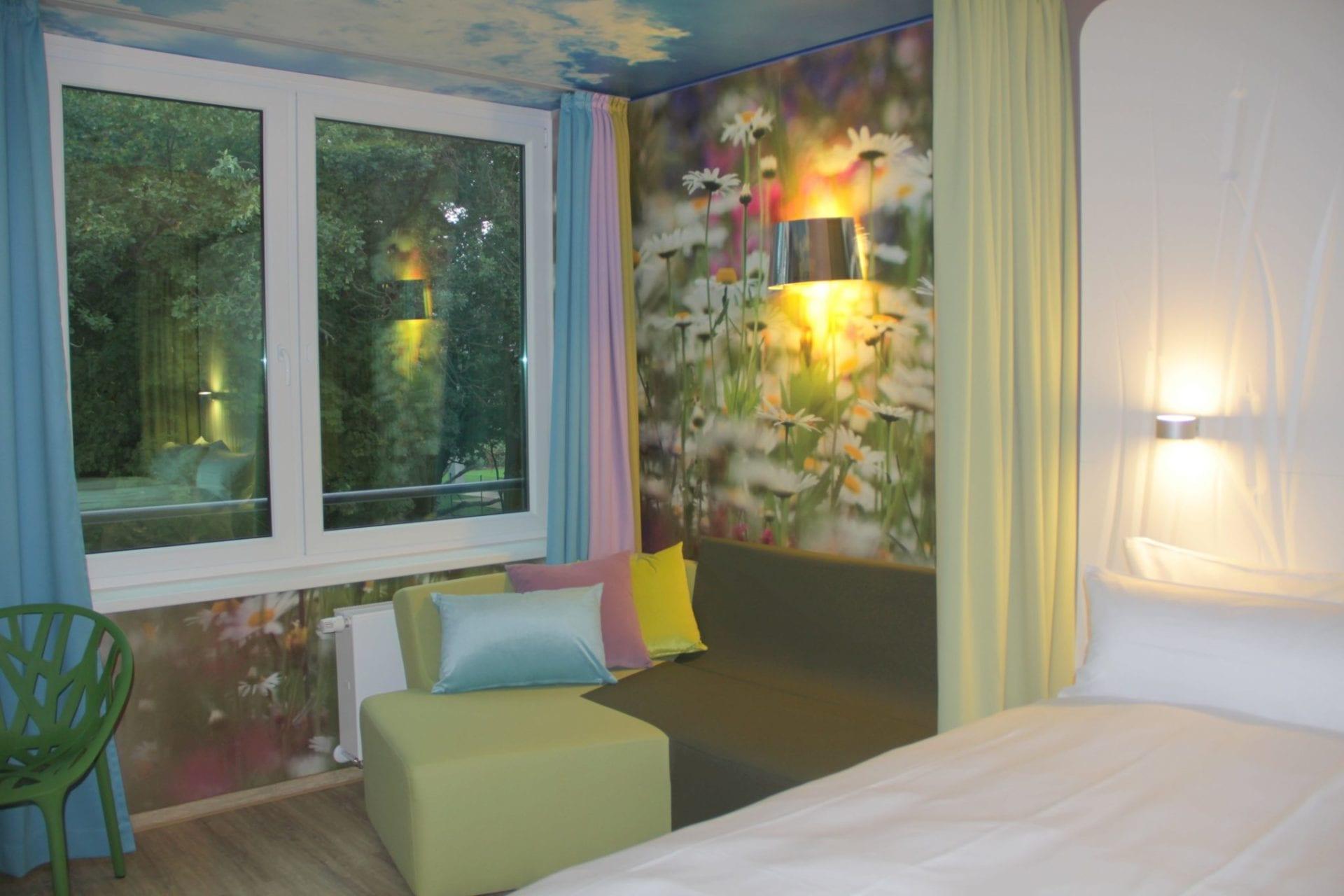 a-ja Resort Bad Saarow Zimmer