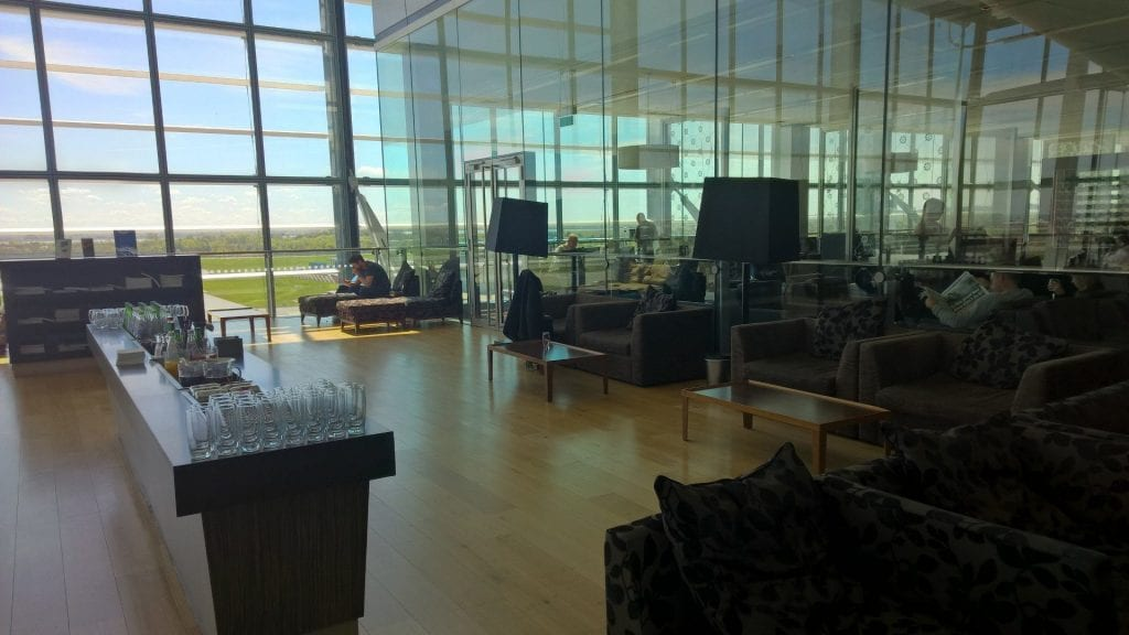 british airways galleries first class lounge london heathrow