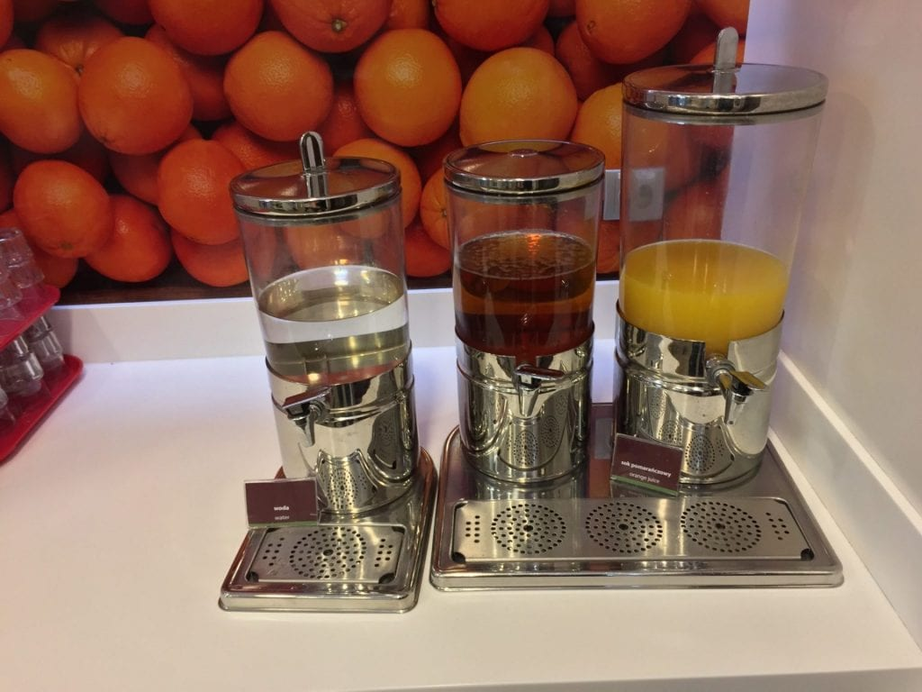hampton by hilton krakau frühstück 4