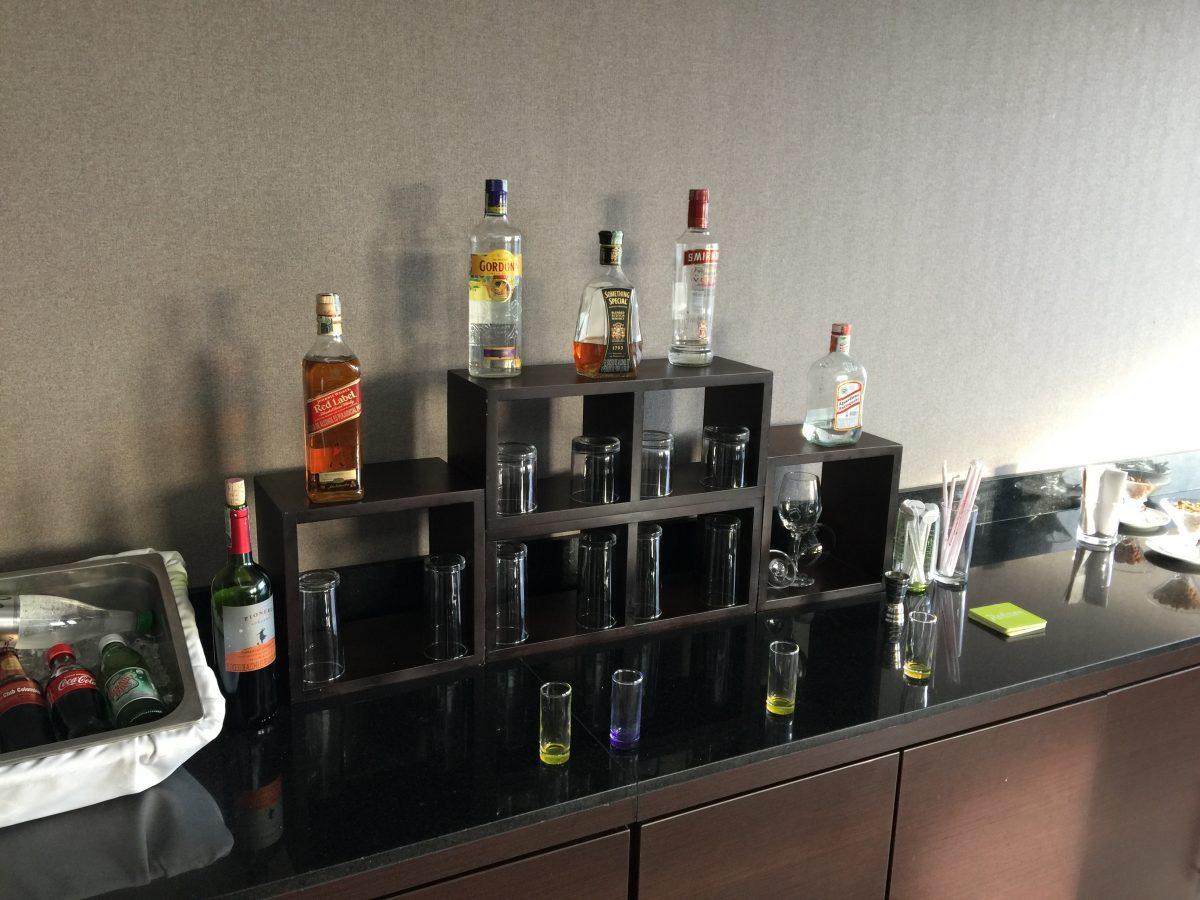 Airport VIP Lounge Alkohlische Getränke