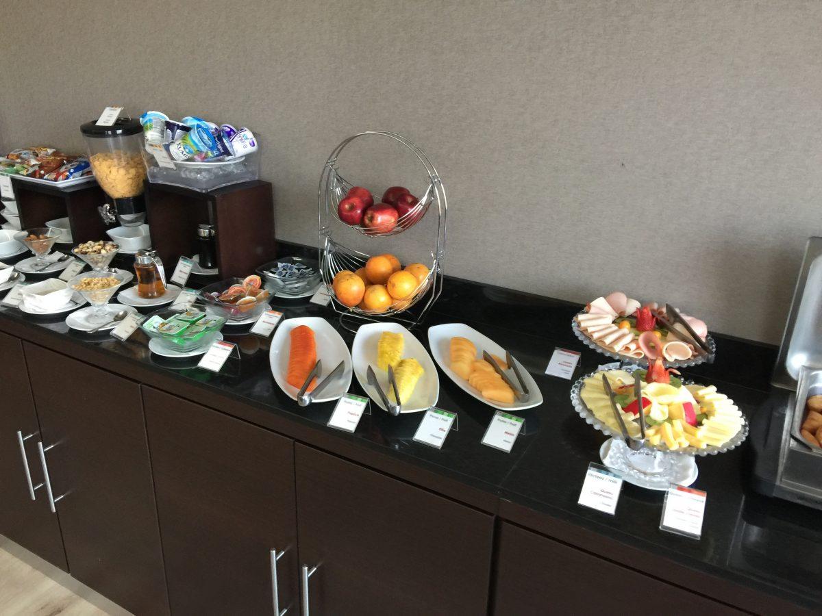 Airport VIP Lounge Frühstück 2