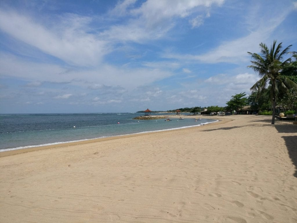 Conrad Bali Beach 2