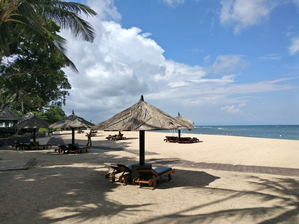 Conrad Bali Beach 4