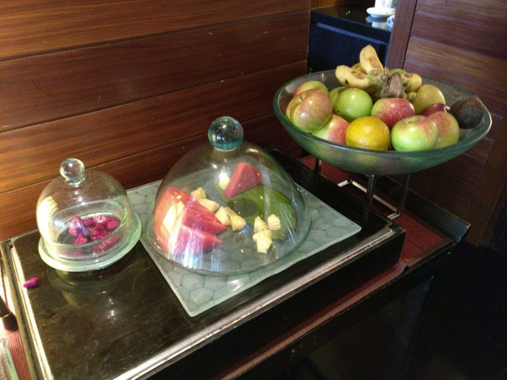 Conrad Bali Breakfast 3