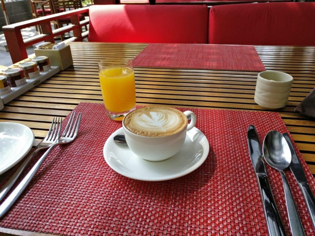 Conrad Bali Breakfast 5