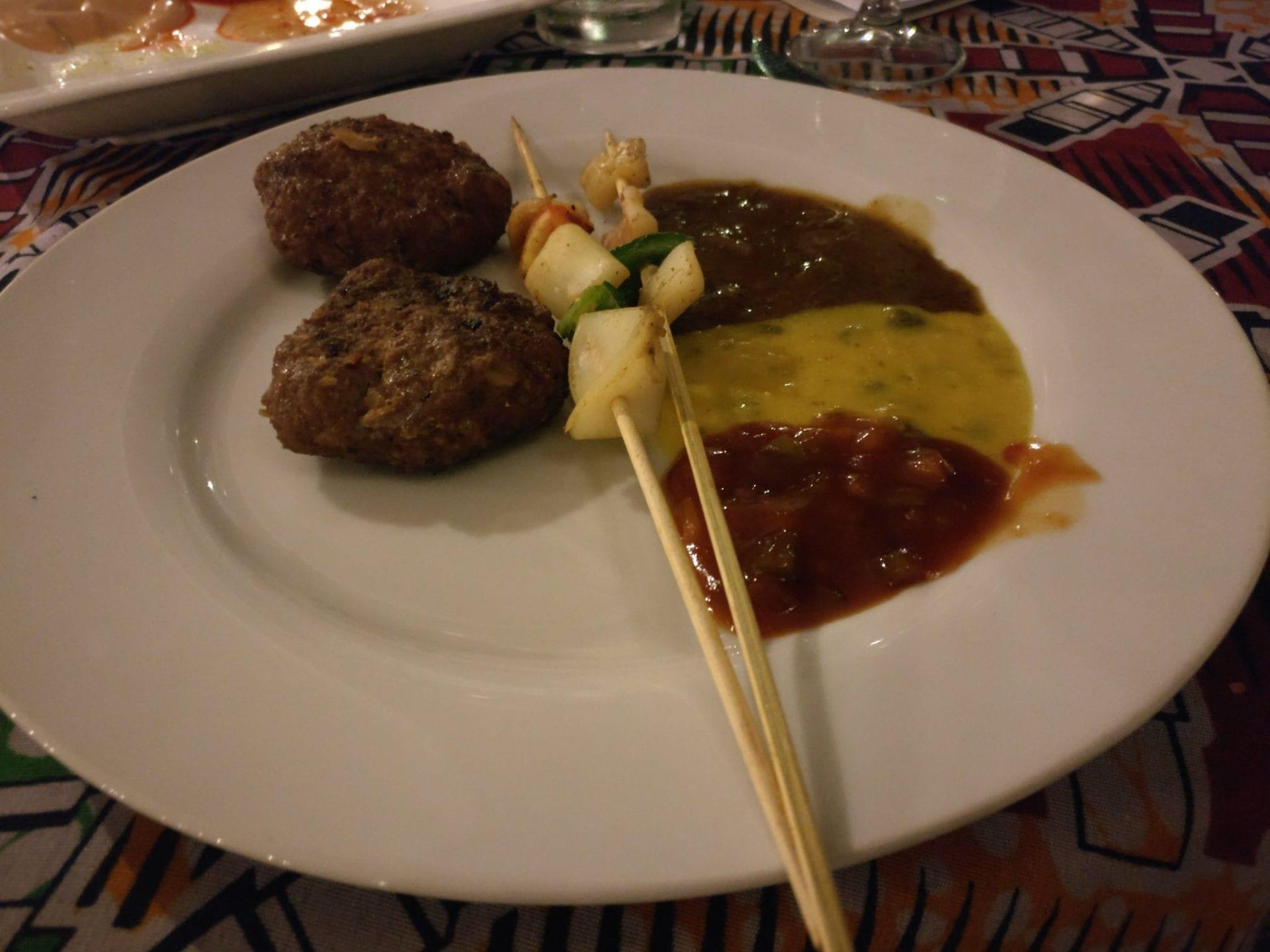 DoubleTree Resort Zanzibar Nungwi Dinner Buffet 2