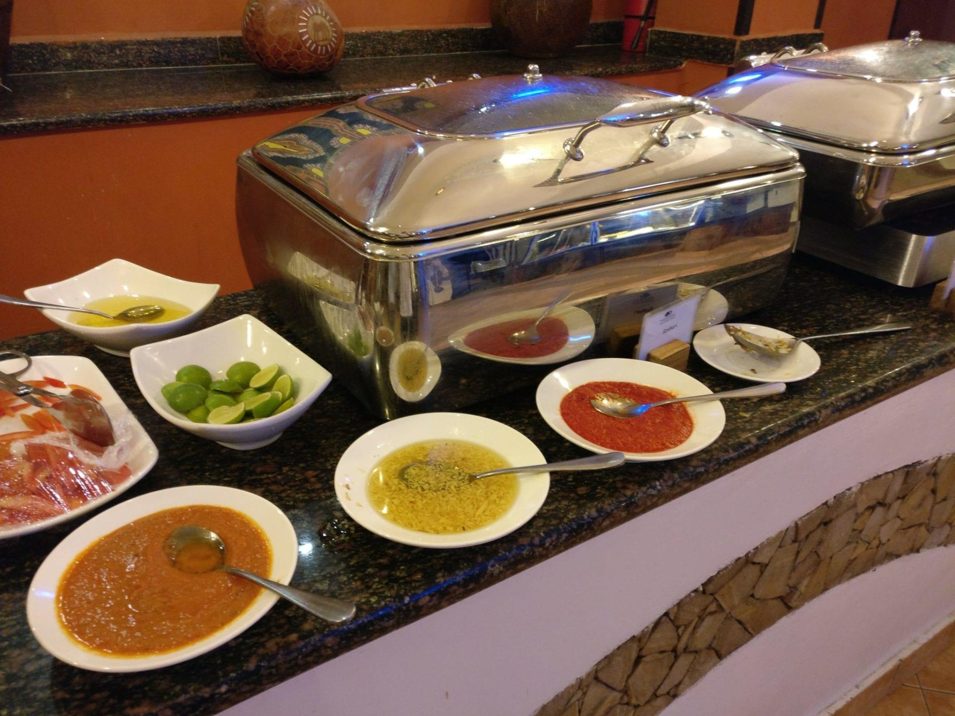 DoubleTree Resort Zanzibar Nungwi Dinner Buffet