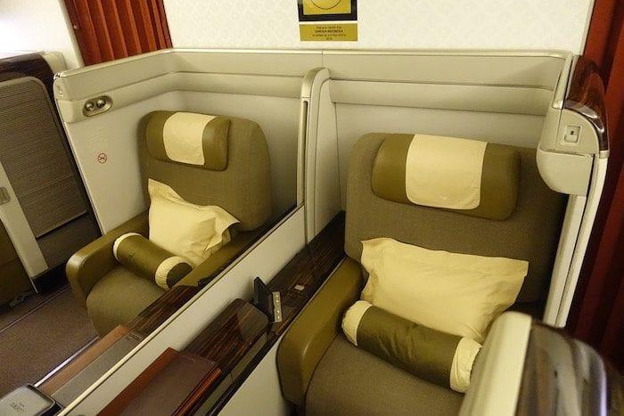 Garuda Indonesia First Class 3 1