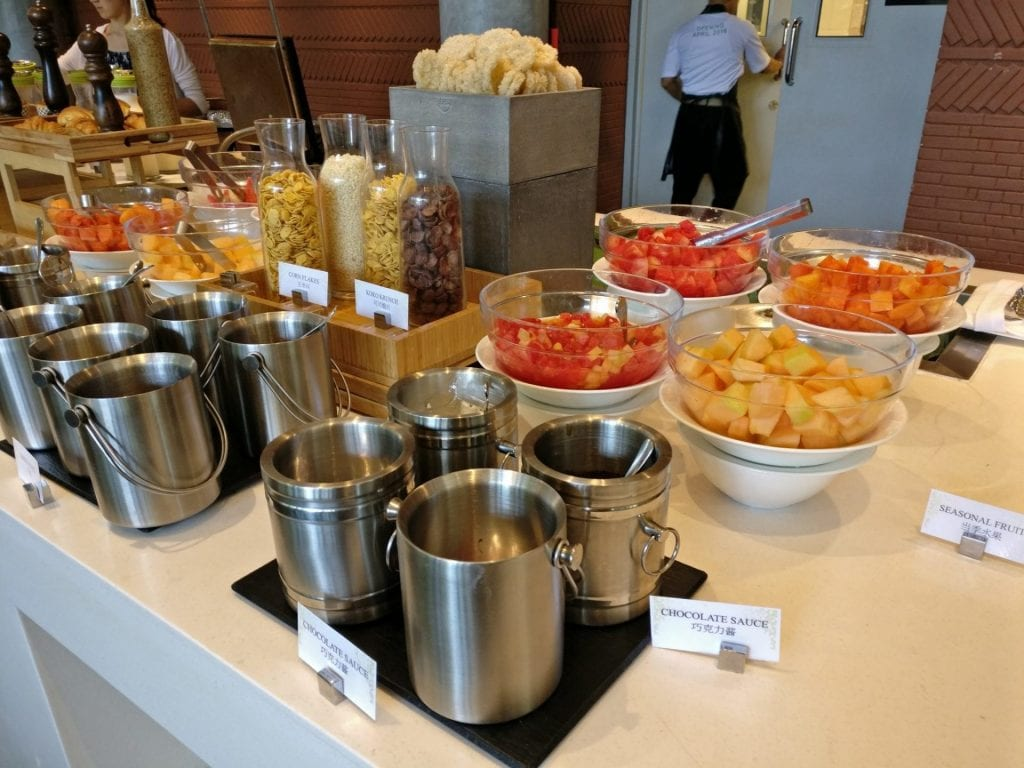 Hilton Garden Inn Bali Airport Breakfast