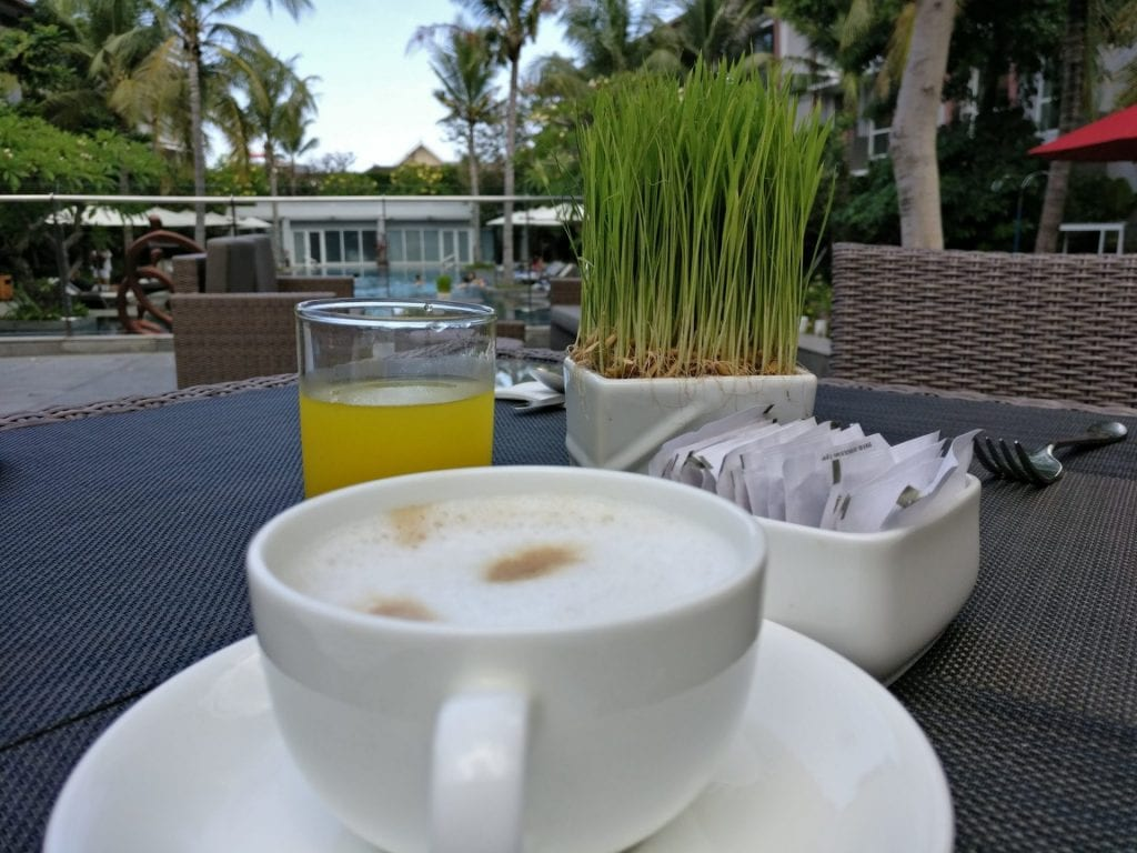 Hilton Garden Inn Bali Airport Breakfast 9