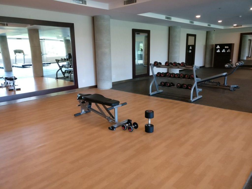Hilton Garden Inn Bali Airport Gym 3