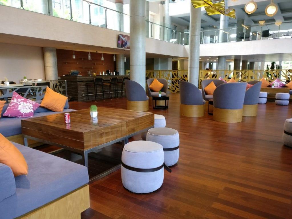 Hilton Garden Inn Bali Airport Lobby