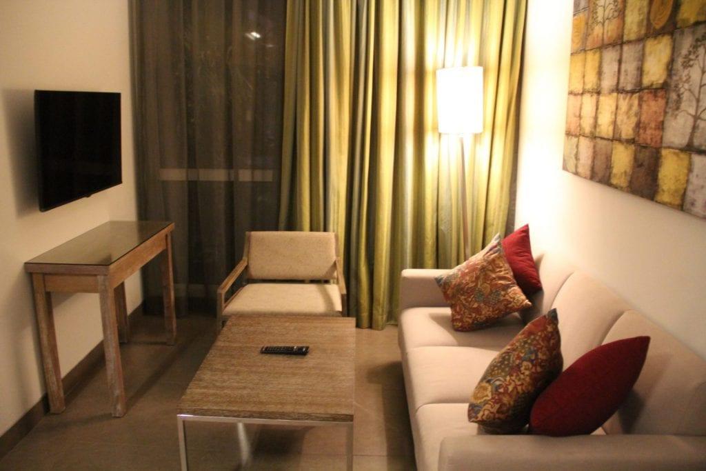 Hilton Garden Inn Bali Airport One Bedroom Suite 5