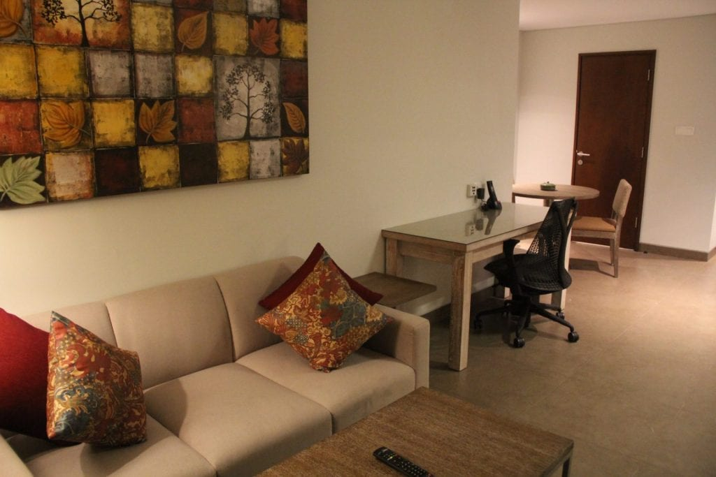 Hilton Garden Inn Bali Airport One Bedroom Suite 6