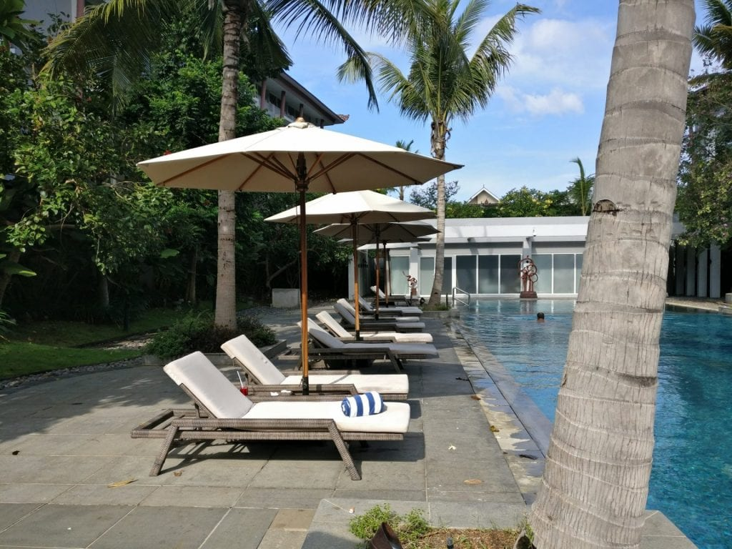 Hilton Garden Inn Bali Airport Pool 3