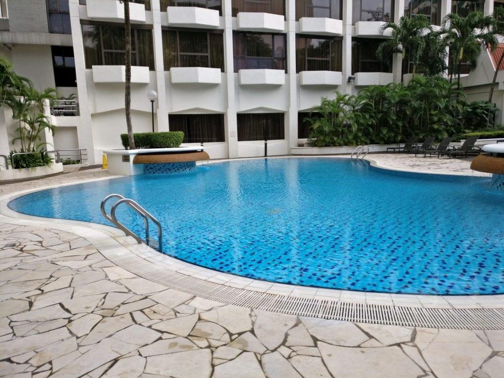 Hilton Pealing Jaya Pool 3