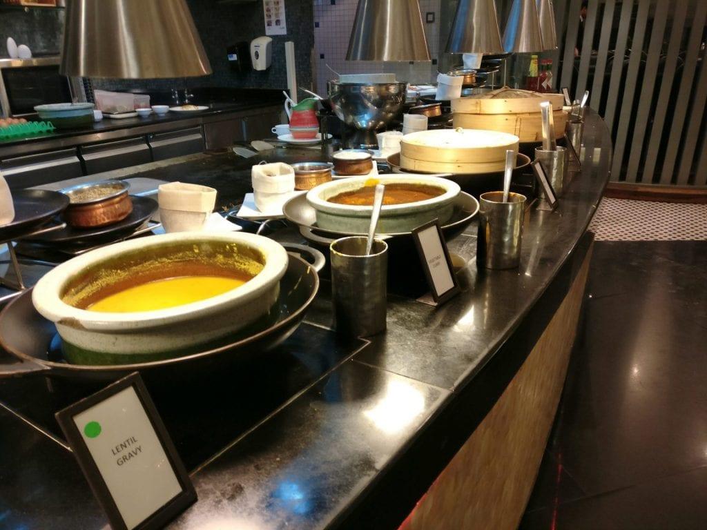 Hilton Petaling Jaya Breakfast 2