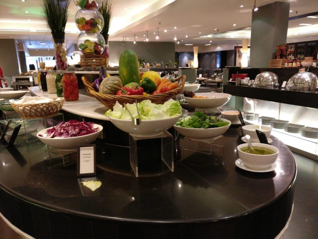Hilton Petaling Jaya Breakfast 3