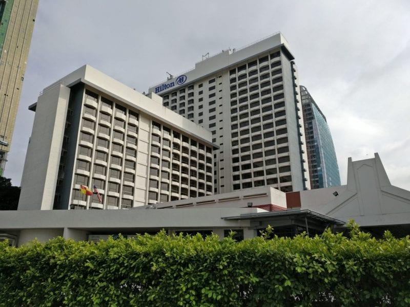 Hilton Petaling Jaya Exterior