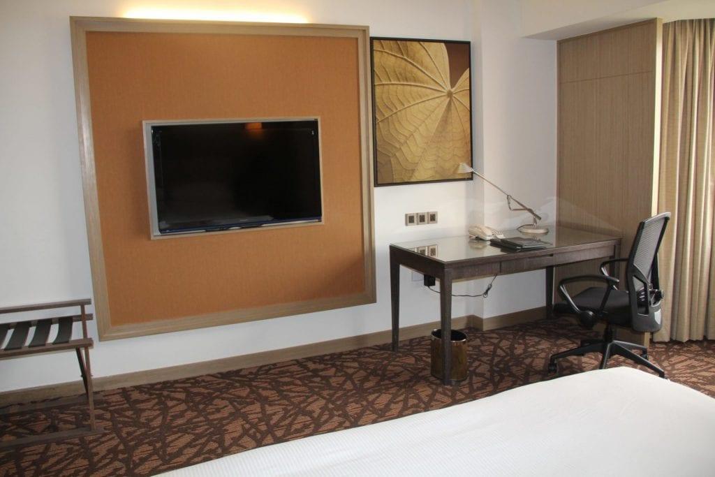 Hilton Petaling Jaya Guestroom Plus 6