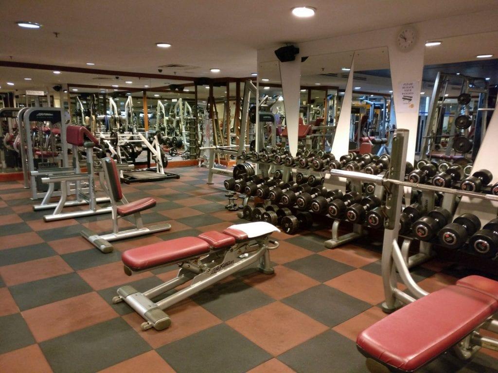 Hilton Petaling Jaya Gym 2